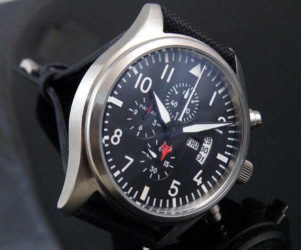 Parnis 040B — отличный пилотский хомаж