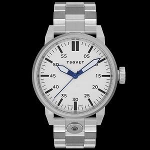 Tsovet: советские часы из Швейцарии?