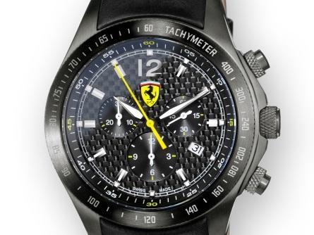 Часы для болельщика. Ferrari