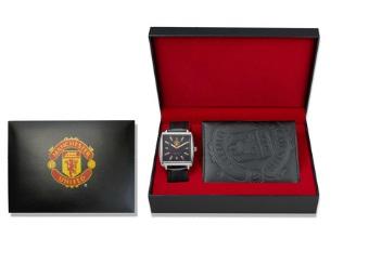 Часы для болельщика. Manchester United