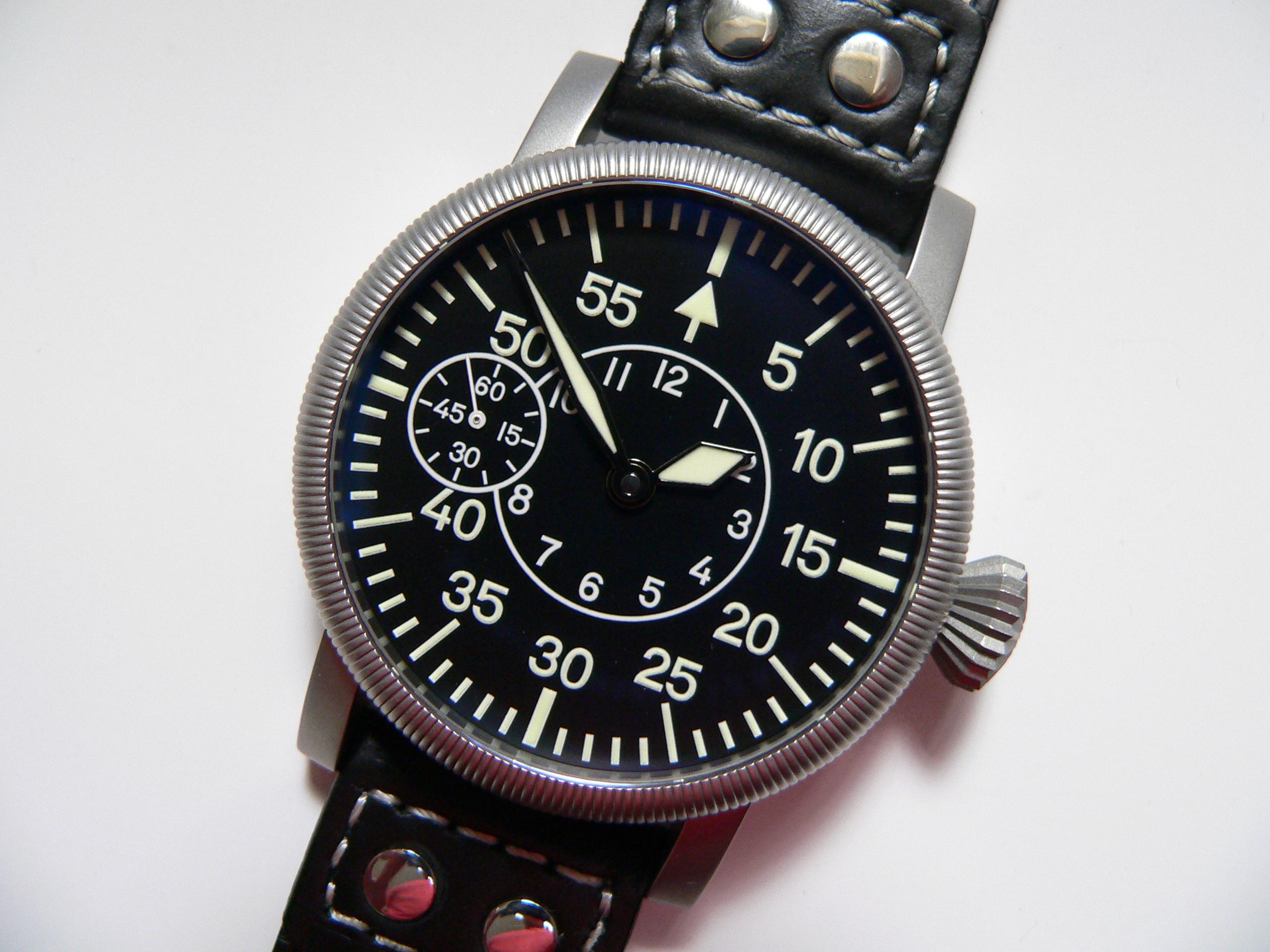 Wilson Watch Works: американский сборщик часов