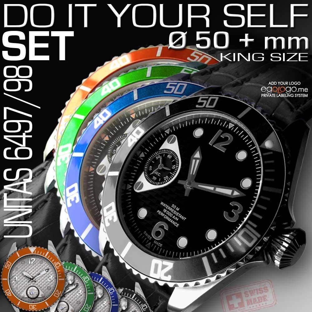 Часовые магазины Ebay. Часть 2. Swiss Made Time. Для любителей конструировать часы
