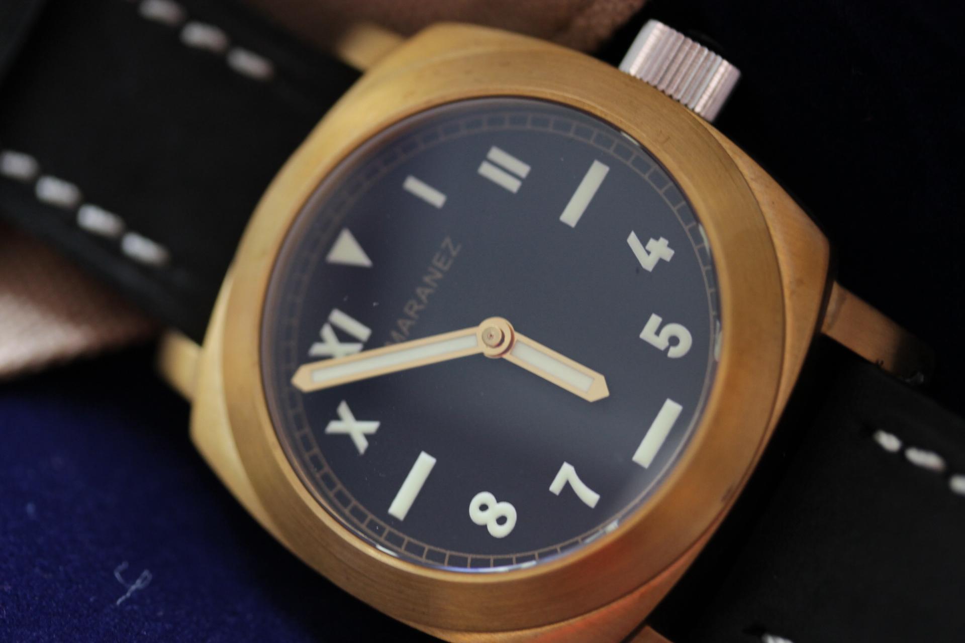 Обзор часов Maranez Layan