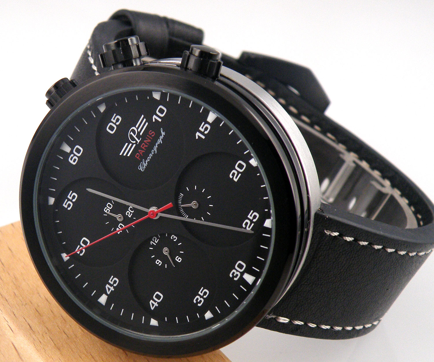 Parnis PN-508 PVD Stopwatch