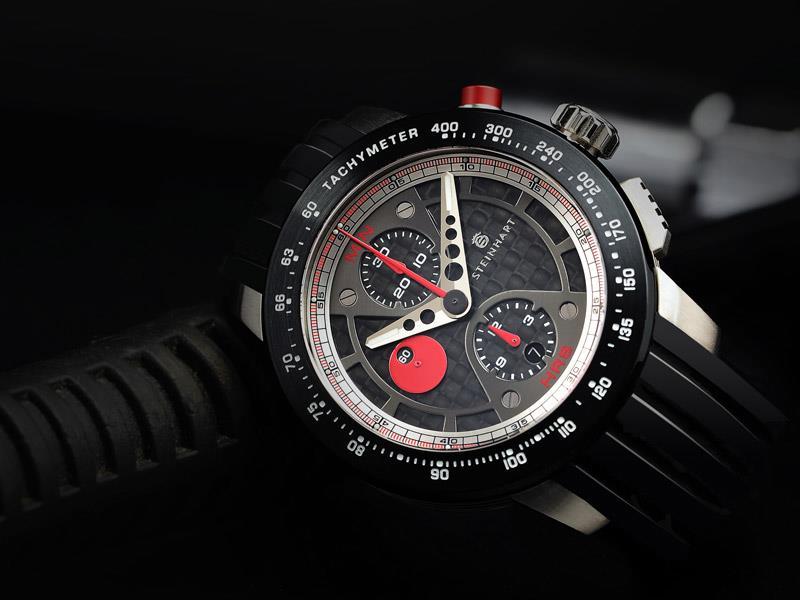 Steinhart выпустил Le Mans GT Chronograph