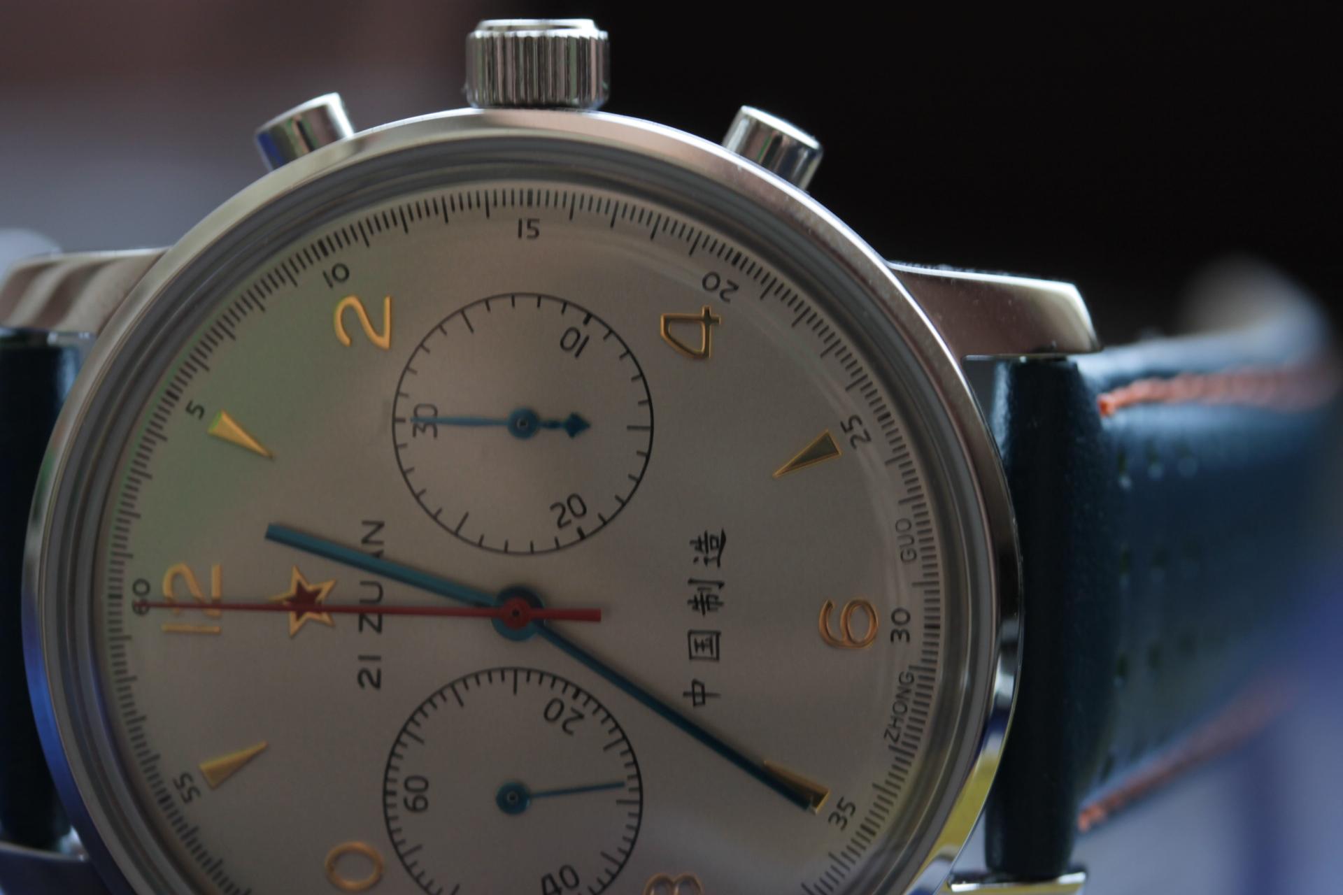 В продаже — тестовые «1963» 42 мм