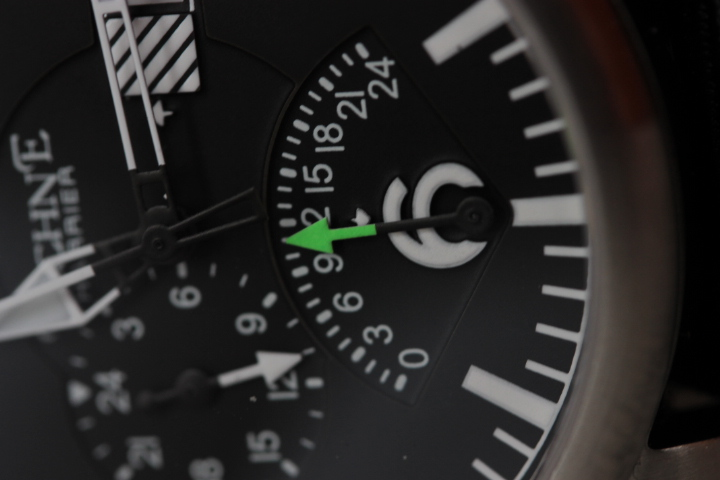 Techne Harrier Ref. 392: первый взгляд