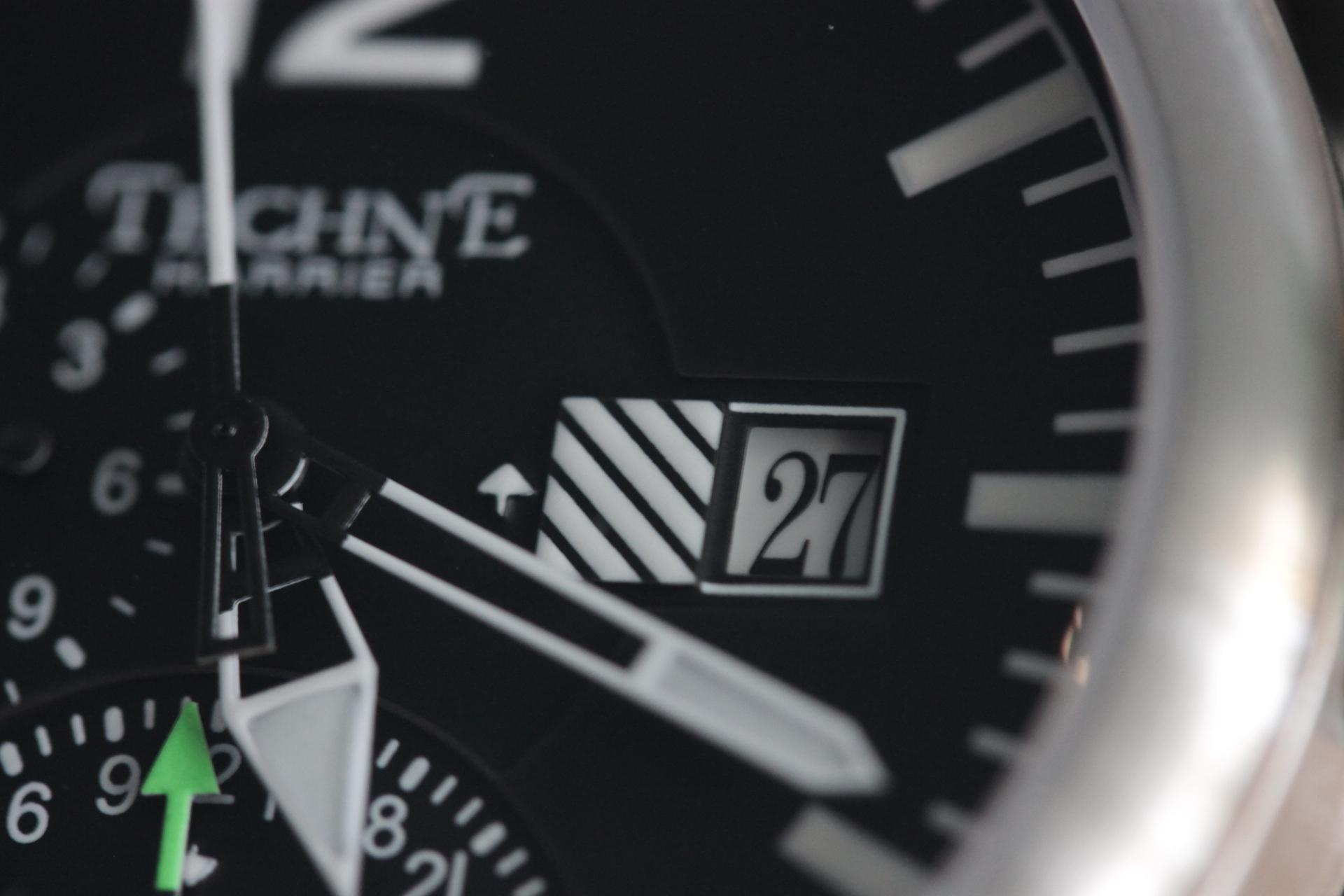 Итоговый обзор часов Techne Harrier Ref. 392