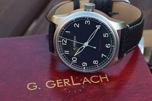 G.Gerlach. От идеи к воплощению