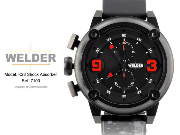 Скидка 40% на часы Welder