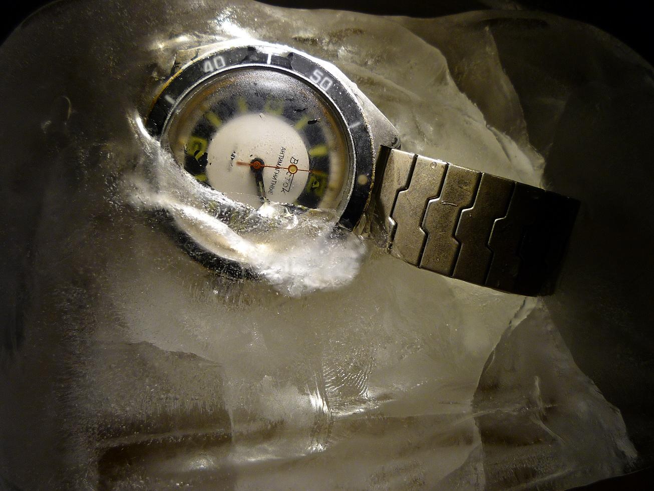 Что делать, если часы «промокли»?