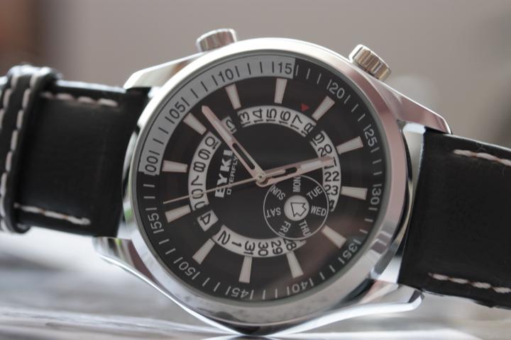 Часы EYKI 8453. Первый взгляд на часы за 500 рублей