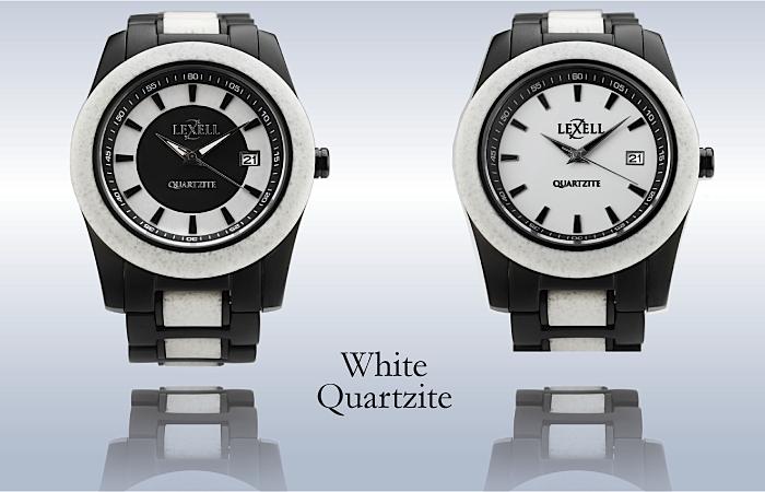Lexell. Каменные часы на Kickstarter