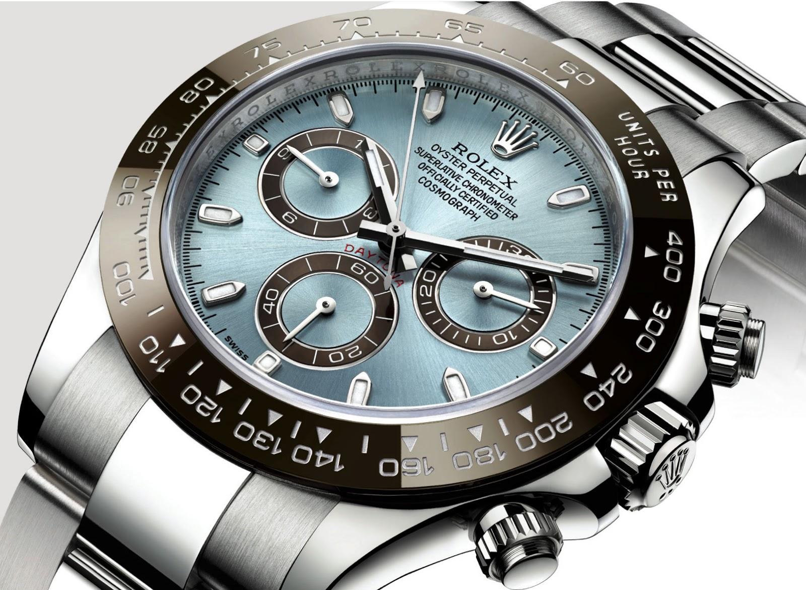 Какую сталь использует Rolex?