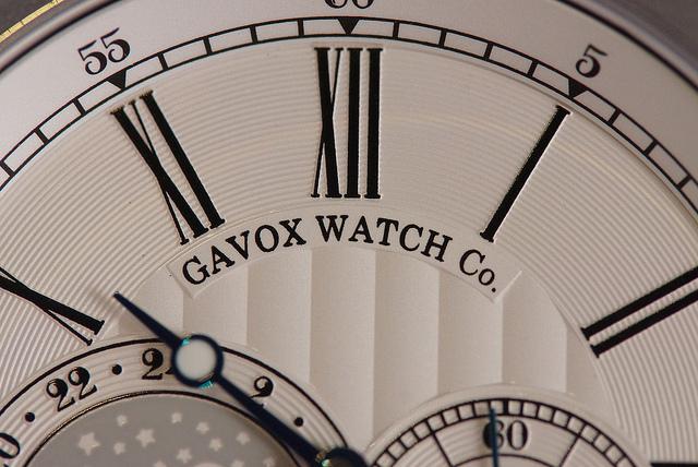 Gavox: доступная классика из Бельгии
