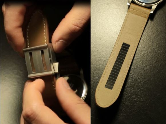 На Kickstarter часы с чудо-баклей ($100)