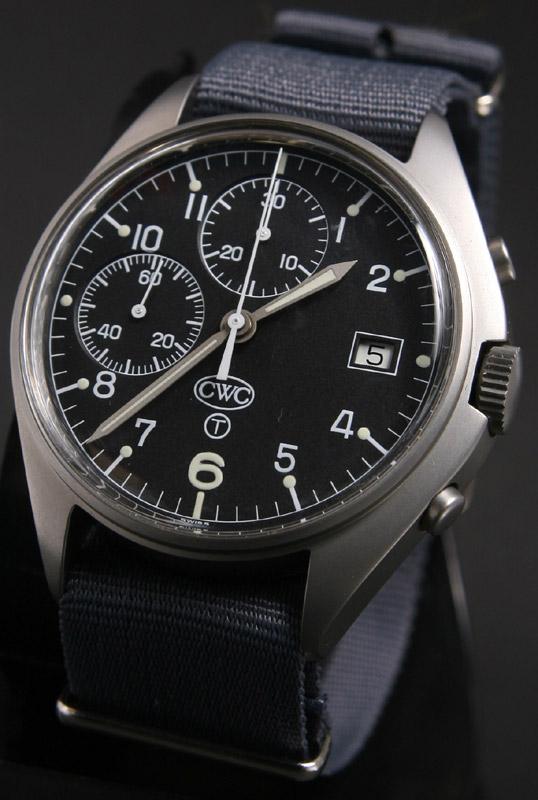 CWC. Часы британской армии