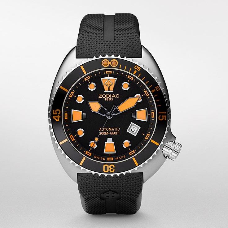 Часы Zodiac