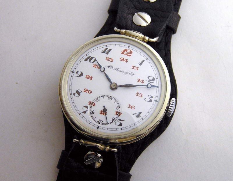 Какие часы носил Ленин?