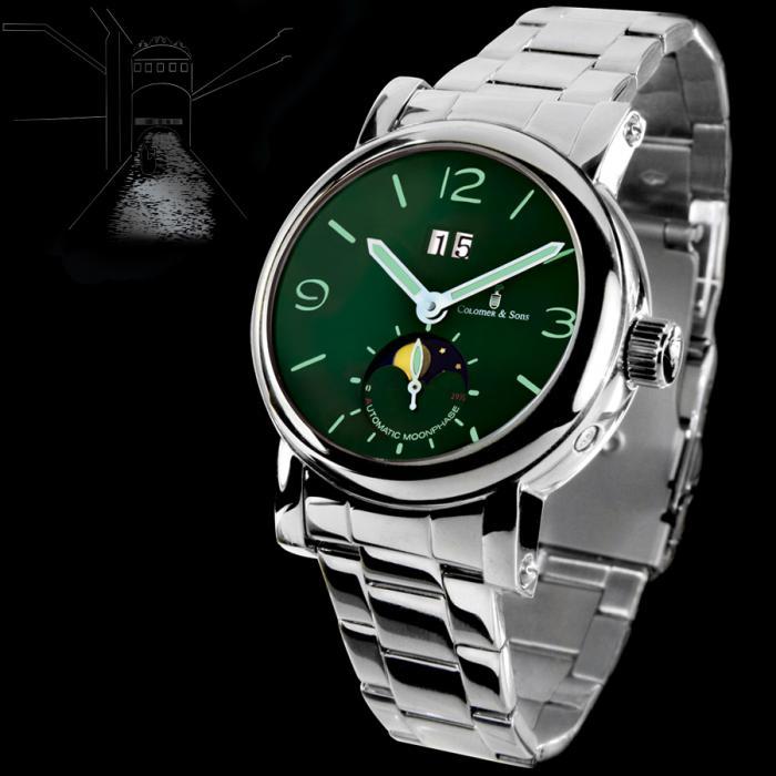 Новые модели часов от Colomer & Sons