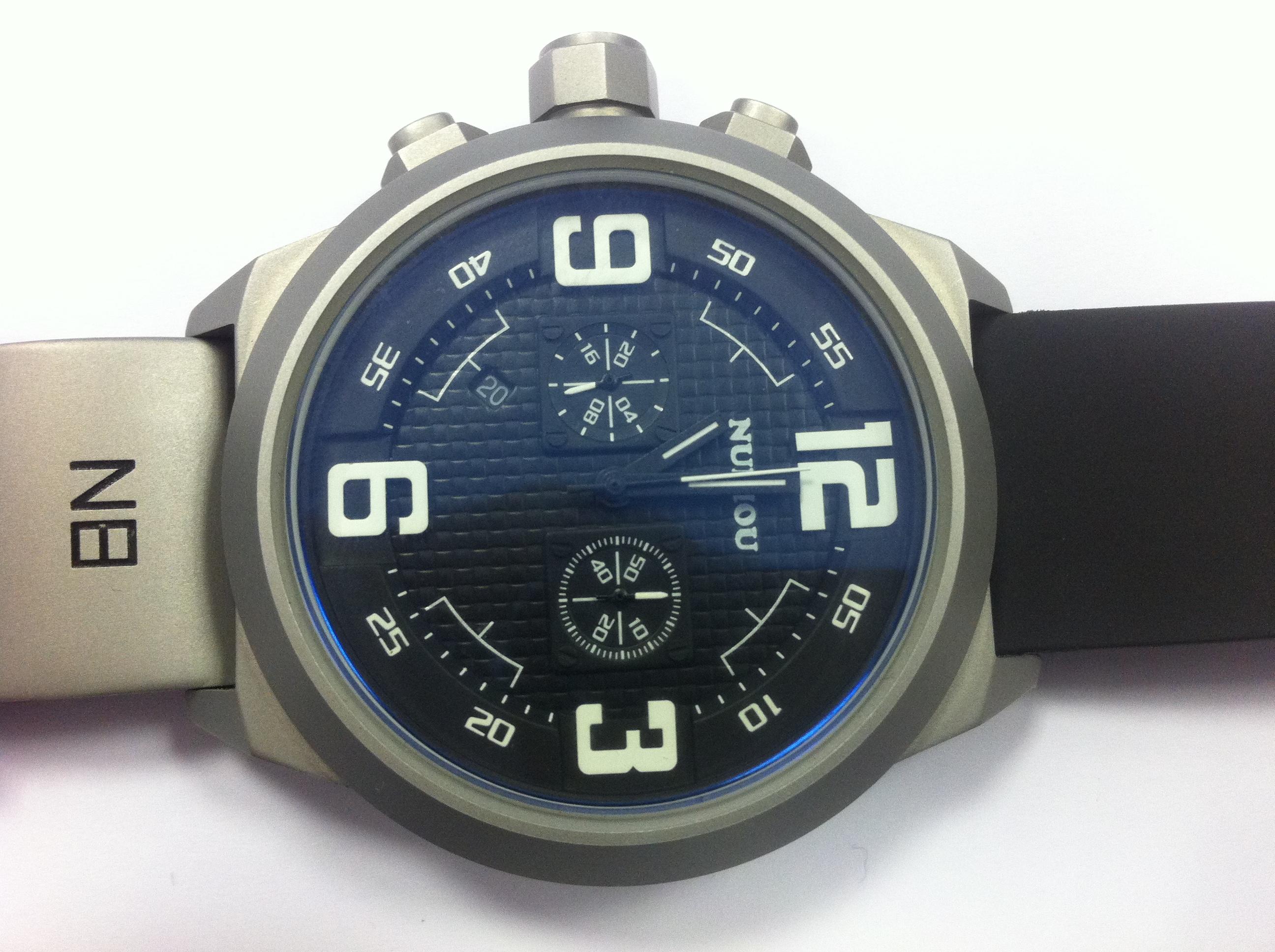 Обзор китайских часов Nubiou