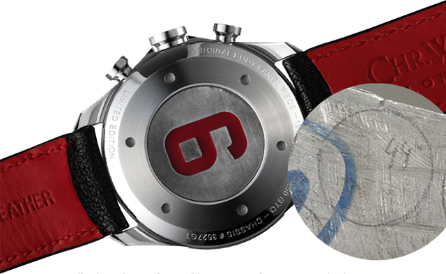 C70 3527 GT Chronometer