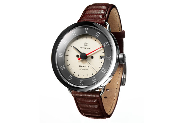 Autodromo Stradale Automatic — часы в стиле Alfa Romeo