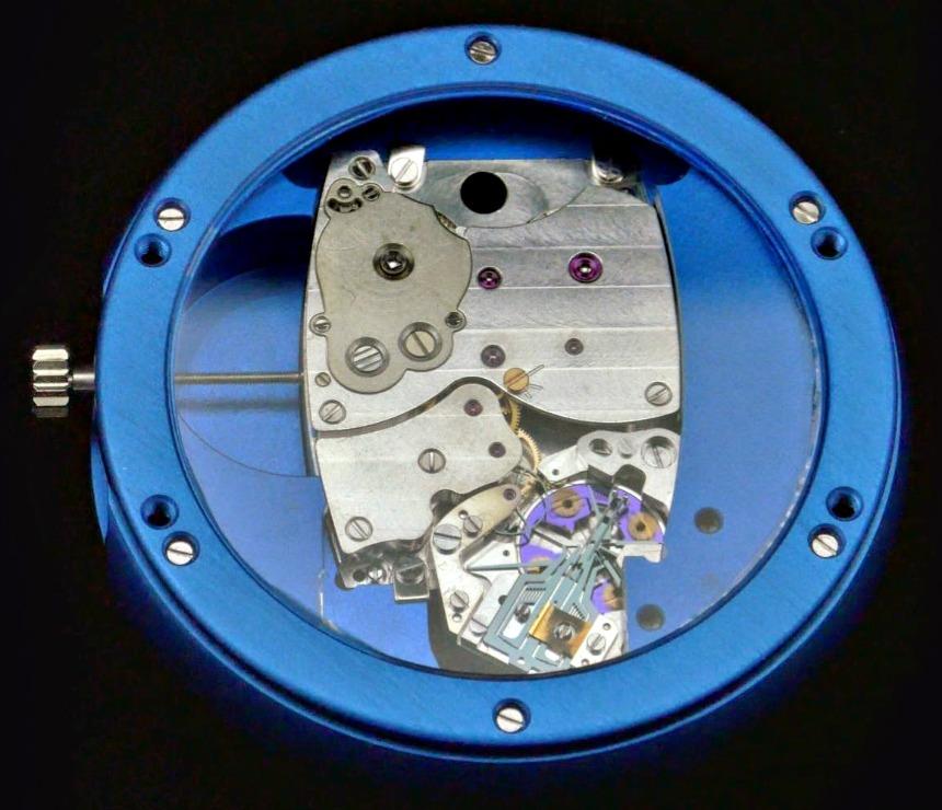 Революция The Genequand System — часы будут работать месяц без подзавода