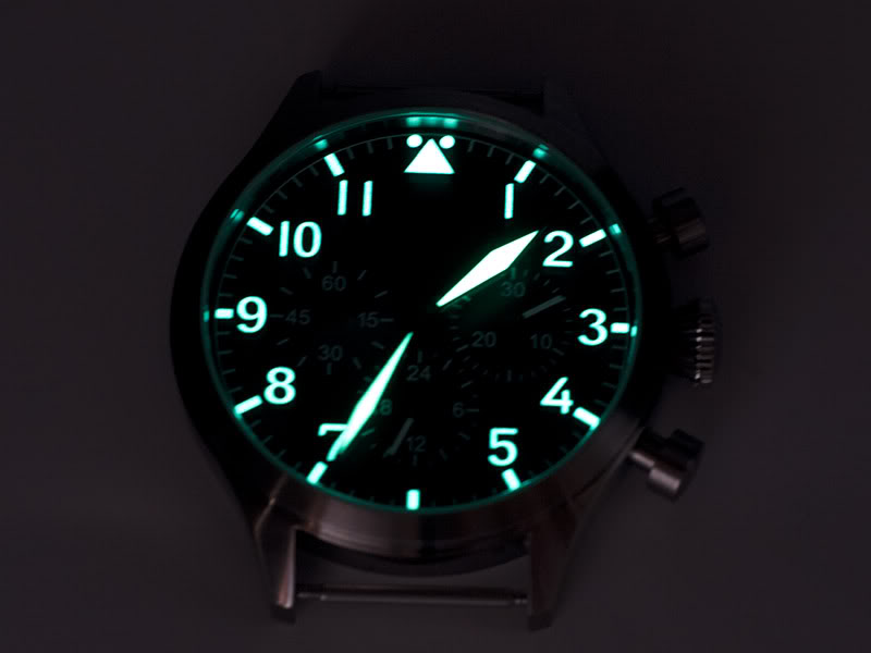 Лучший выбор: механический хронограф от Ticino за $250