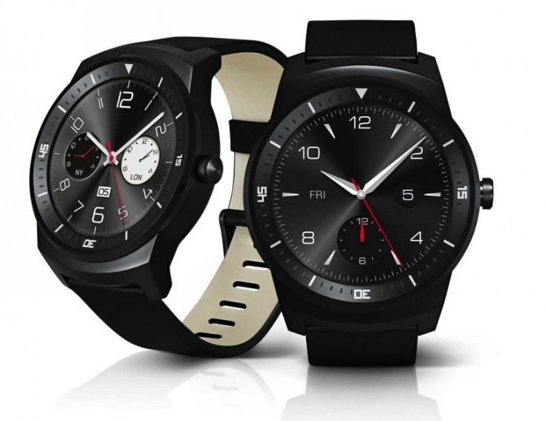 Смарт часы LG G Watch R