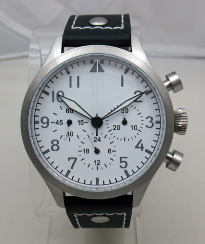 Ticino Vintage Pilot Chronograph часы