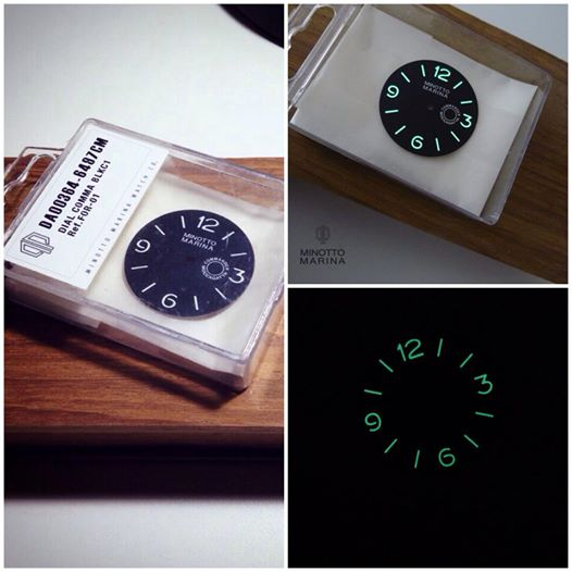 minotto marina часы