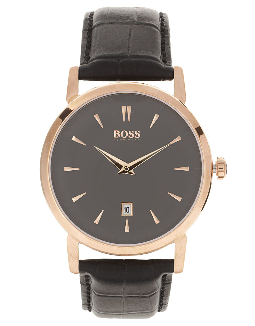 Гид по стилю: Стоит ли носить часы от брендов вроде Hugo Boss, Diesel или Louis Vuitton?