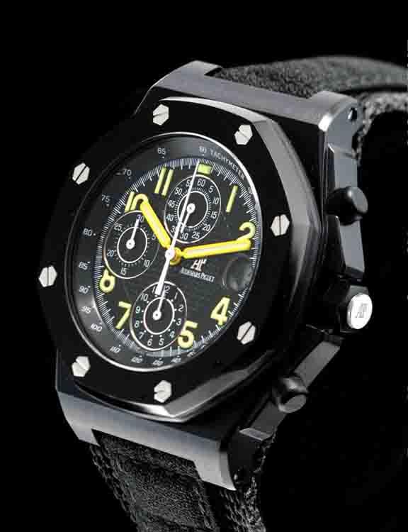 Дизайнер Royal Oak — черные часы стали популярными благодаря Арнольду Шварценеггеру