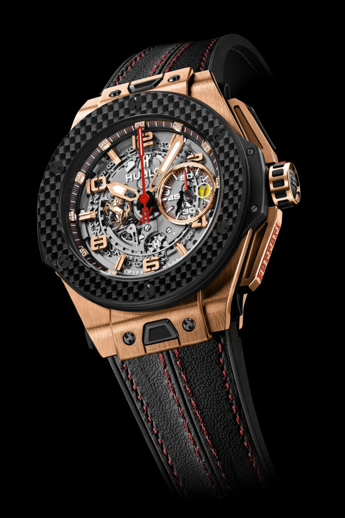 Hublot-Big-Bang-Ferrari-Red-Magic-Carbon-6
