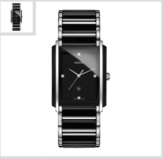 Гид по стилю от Тило: Rado — женские часы