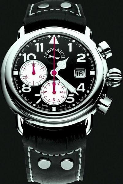 Aerowatch. Как последний крупный производитель карманных часов стал делать и наручные