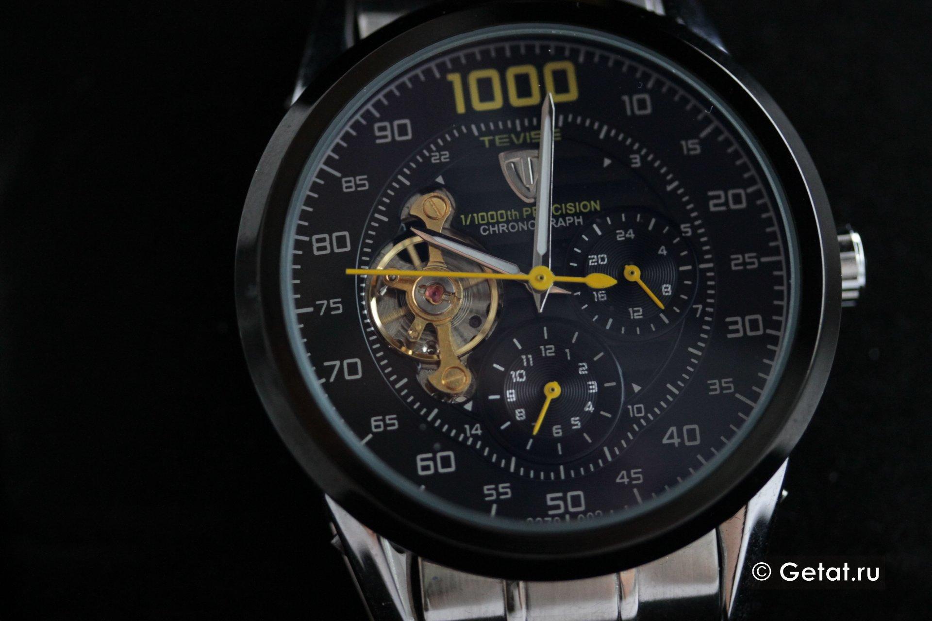В продаже Tevise и Weide — 2 часов за 2 тысячи