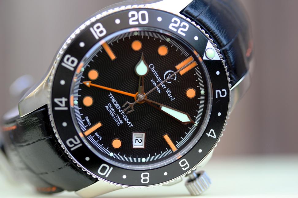 Скидка 30% на все часы Trident от Christopher Ward