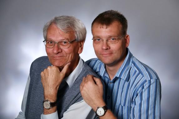 Дитер и Дирк Дорнблют