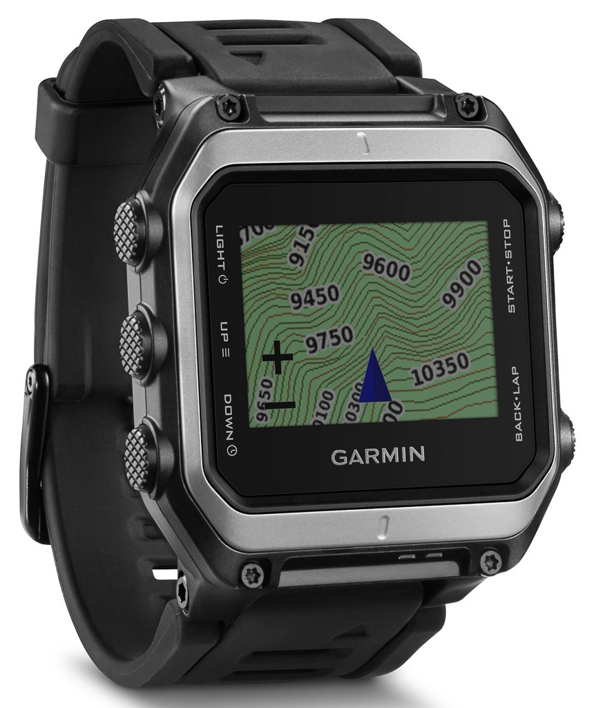Смарт-часы Garmin. «Убийца» Apple Watch или Casio?
