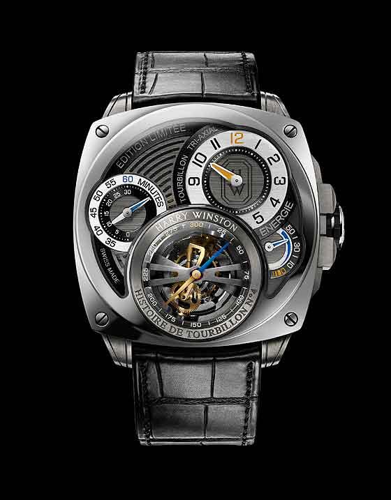 10 производителей с собственными металлами для часов