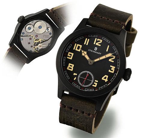 Steinhart Military 42 — часы Второй Мировой