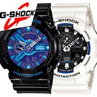 Casio G-Shock GA-100 и GA-110