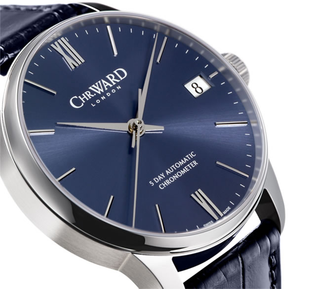 Christopher Ward C9 5 Day Automatic 40 mm