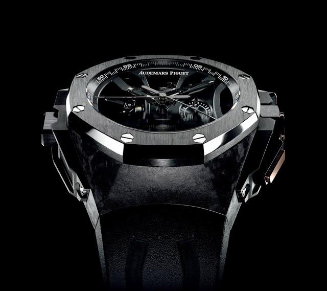 Супер часы Audemars Piguet Royal Oak Concept Laptimer Michael Schumacher