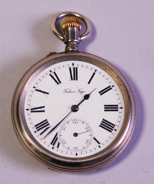 Карманные часы Павел Буре, начало 20 века. Ценовая категория - до 300 евро