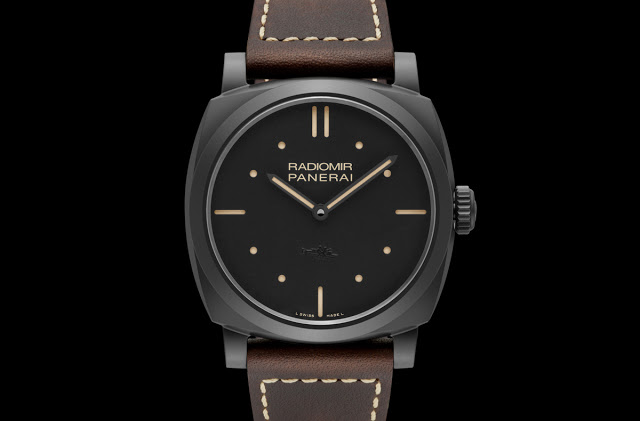 Officine Panerai — Radiomir 1940 3 Days Ceramica