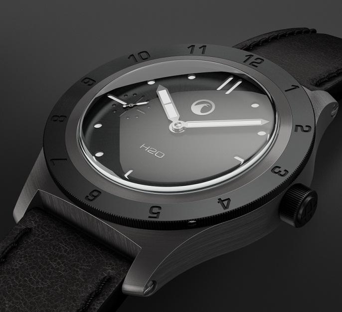 Новый конструктор часов от Н2О