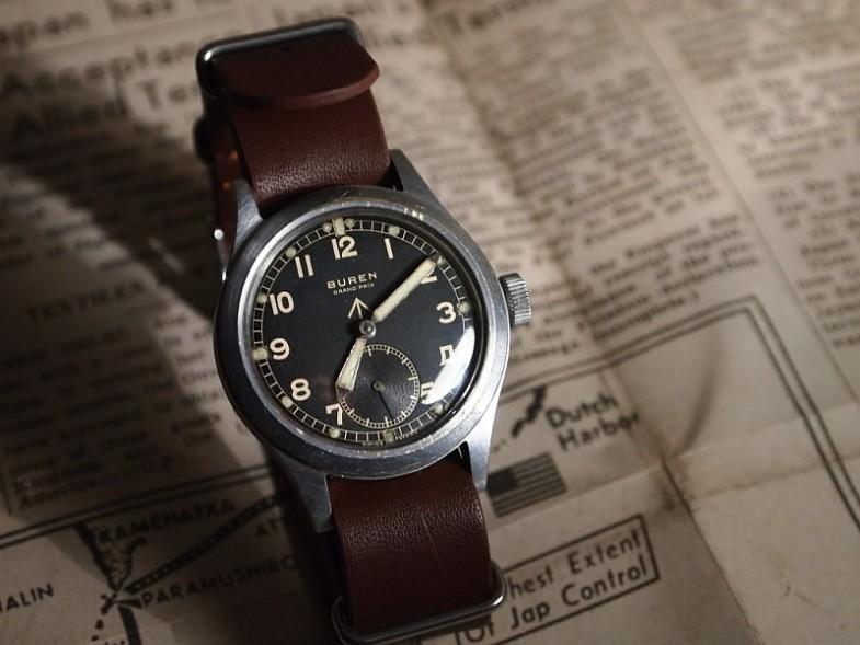 Британские стандарты военных часов